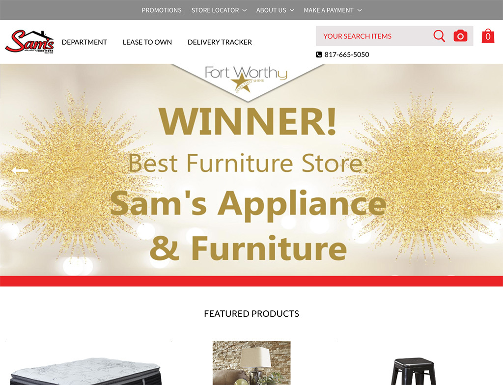 Sam's Furniture