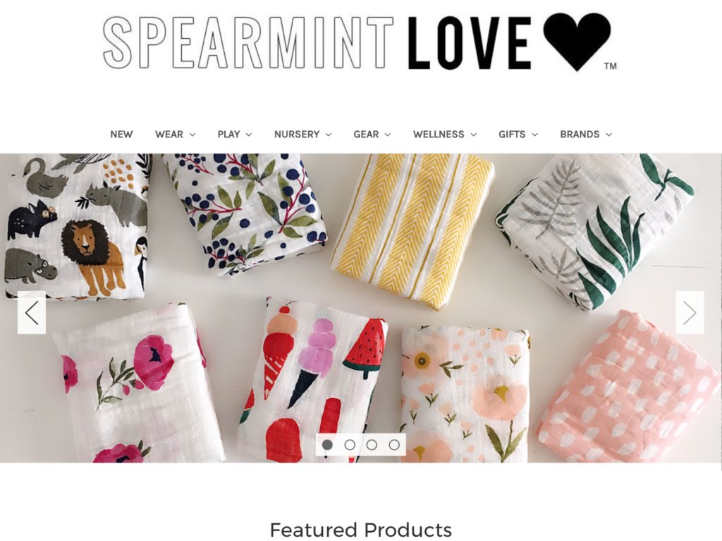 Spearmint Love