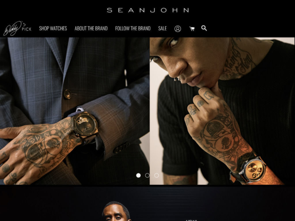 Sean John Watches