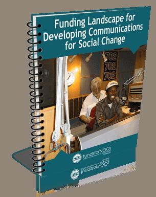 Funding Communications for Social Change