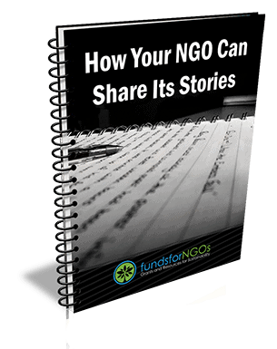 How NGOs can Share Stories