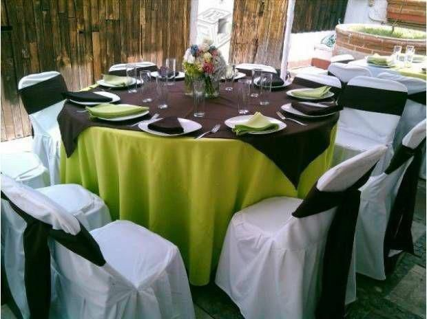 Alquiladora renta mesas sillas carpas for Alquiler mesas sillas