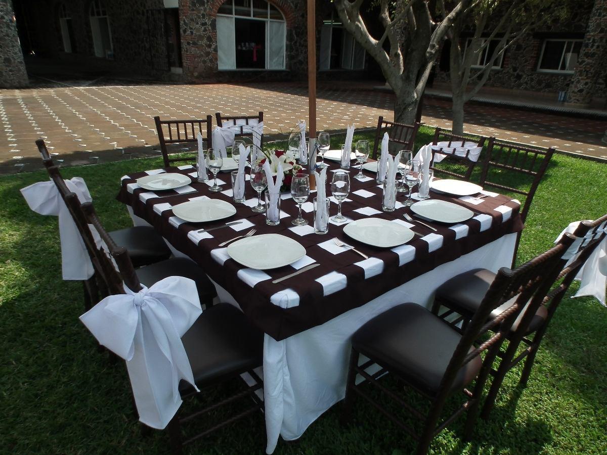 Alquiladora renta mesas sillas carpas for Sillas para festejos
