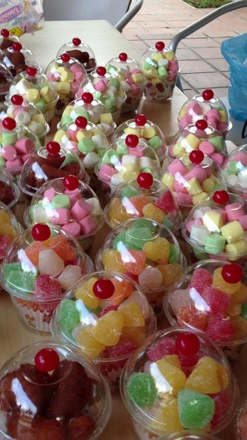 294a3868f Todos nuestros dulces los entregamos embolsados listos para colocarse en su  mesa de dulces. El precio de la bolsita es de $5.00 de mayoreo.