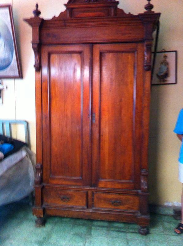 Cedro muy buen estado precio negociable muebles de madera - Precio lacar muebles ...