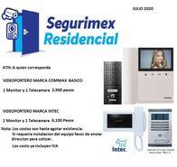 CIRCUITOS CERRADOS DE TV Y VIDEOPORTEROS 5572627237