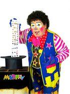 clown show tlahuac
