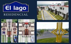 Cuando pienses en casas, piensa en El Lago Residencial.