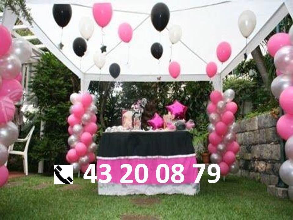 Decoraciones con globos para cumplea os fiestas - Decoraciones de salones de casa ...