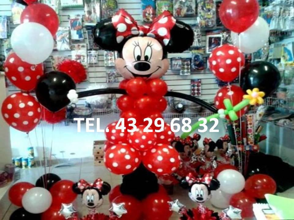 con globos para cumpleaos fiestas infantiles bautizos bodas xv aos etc