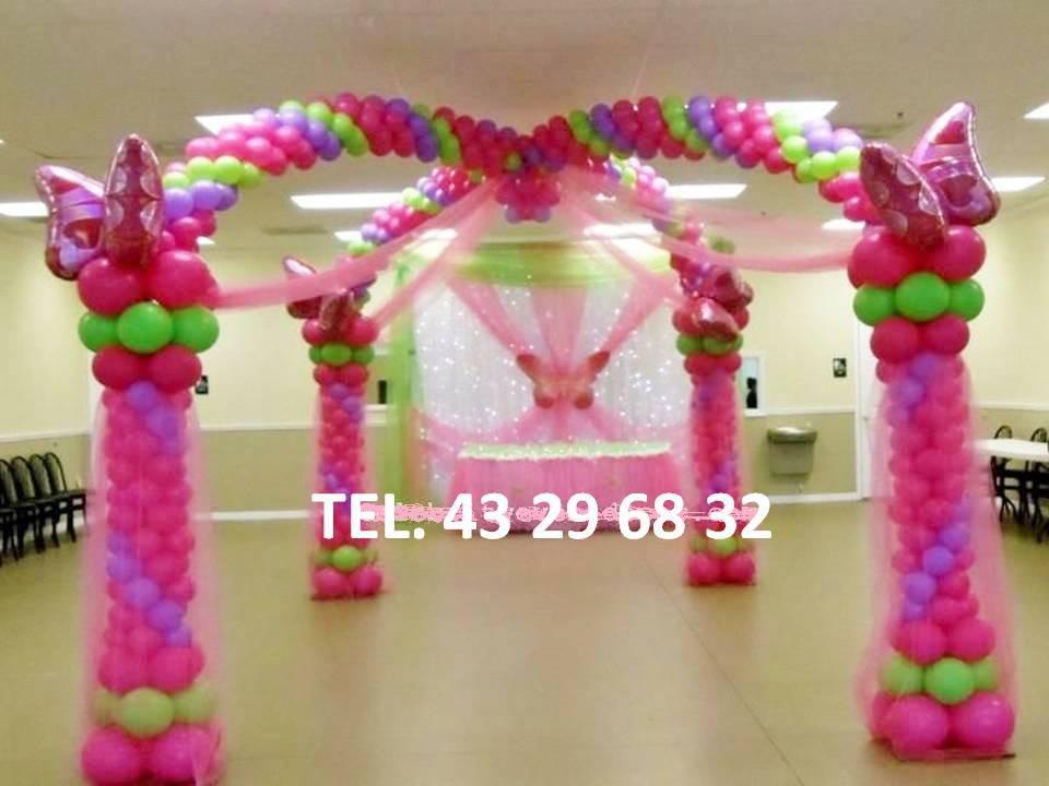 Decoracin de fiestas infantiles con globos good globo for Decoracion de globos para fiestas infantiles paso a paso