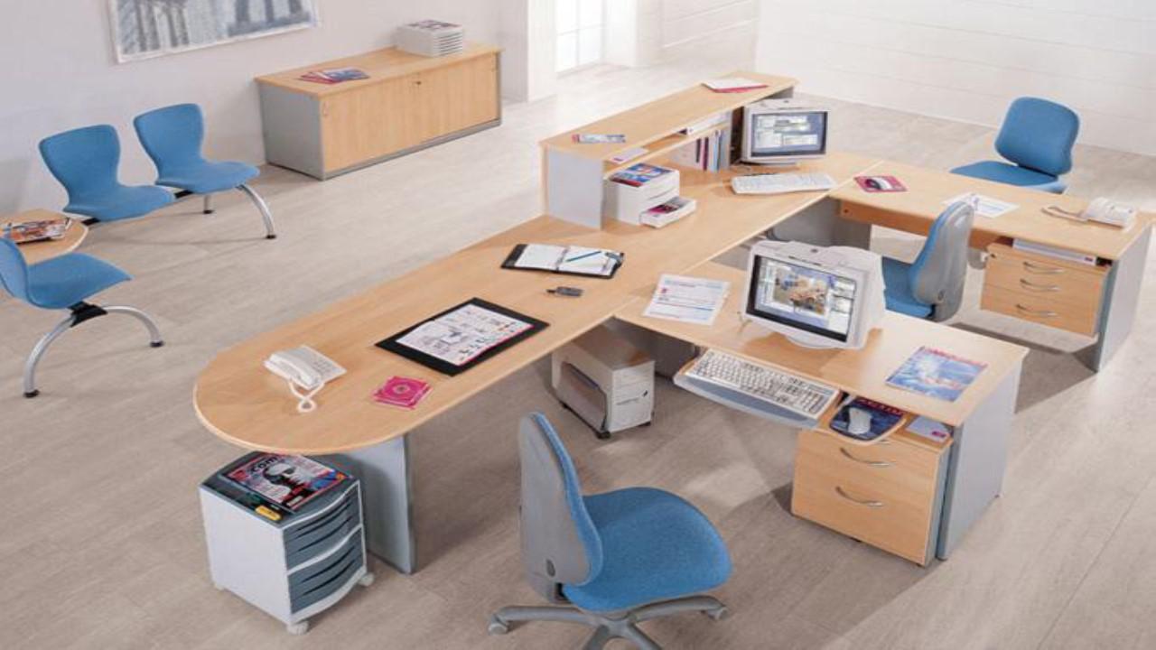 Fabricando muebles de oficina al detalle for Muebles para oficina 3