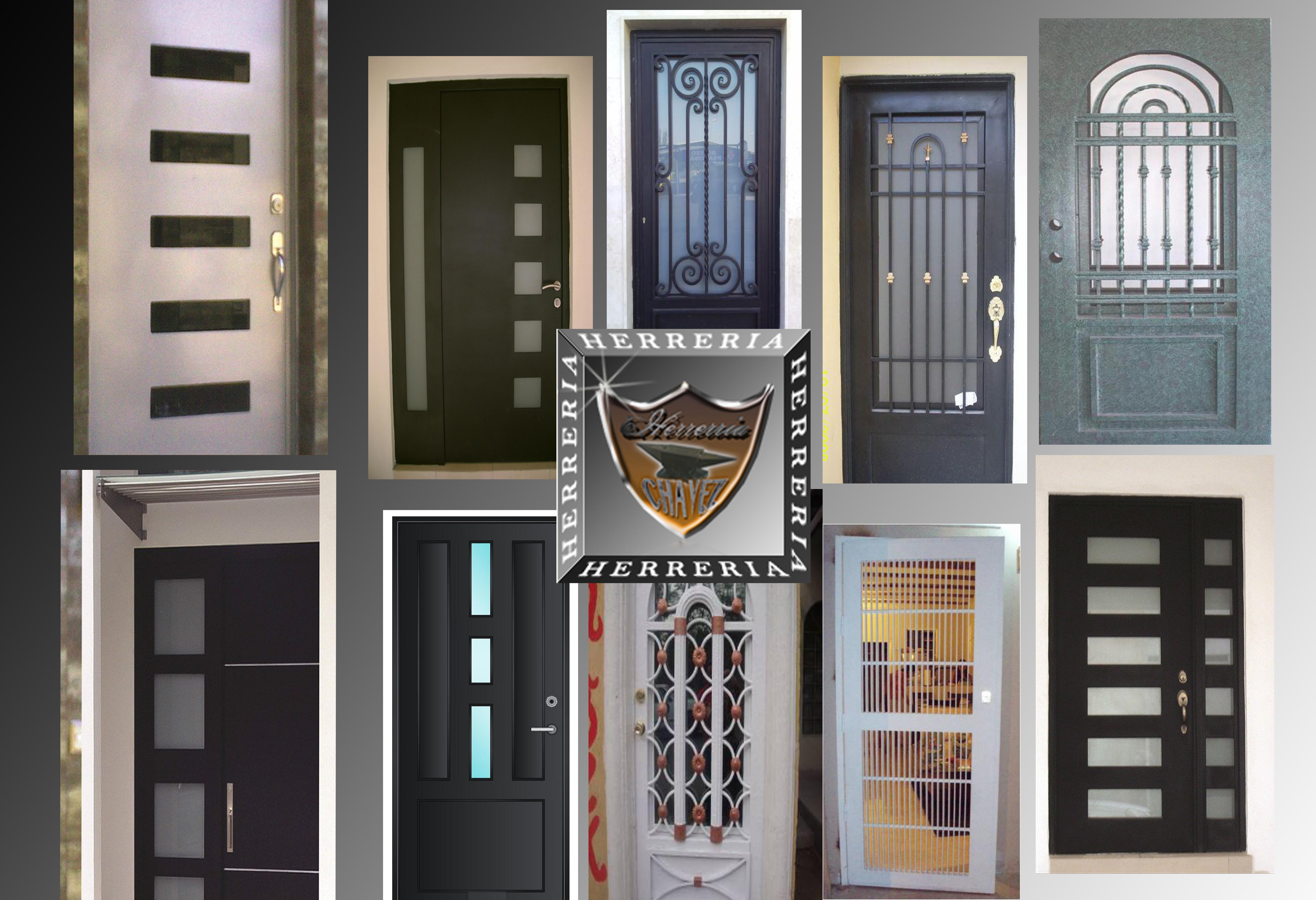 Pin escaleras metalicas servicios bogot ajilbabcom portal for Imagenes de puertas de herreria modernas