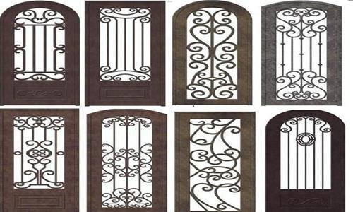 Herreria mexicano for Imagenes de puertas de herreria modernas