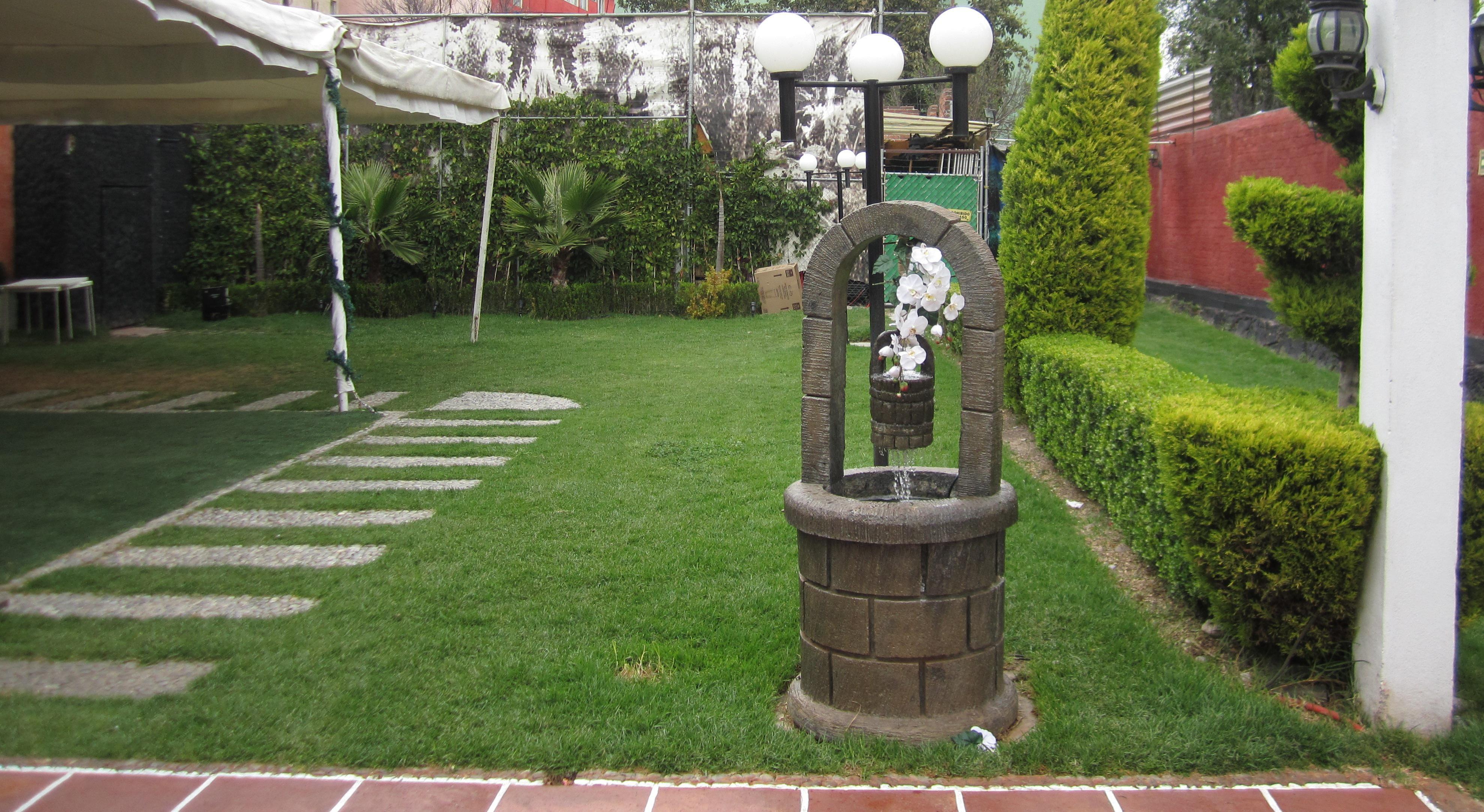 Jardin para fiestas for Imagenes de jardines para fiestas
