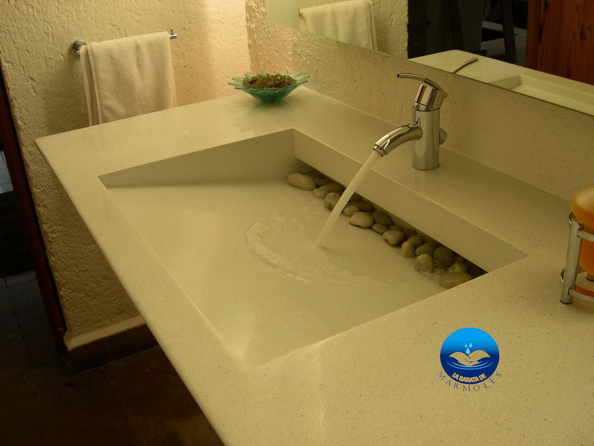 Lavabos modernos de ultima moda en marmol - Lavabos de bano modernos ...