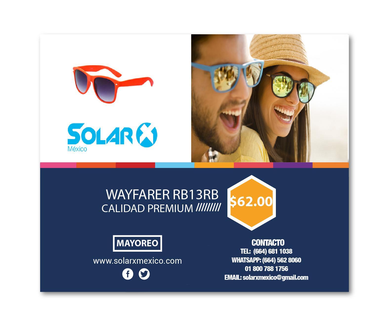 2b1905f3b3 Los lentes de sol son surtidos ( colores variados) de calidad premium  protección 100% de los rayos UVA y UVB. RANGO DE DE VENTA RECOMENDADO $150  - $250 ...