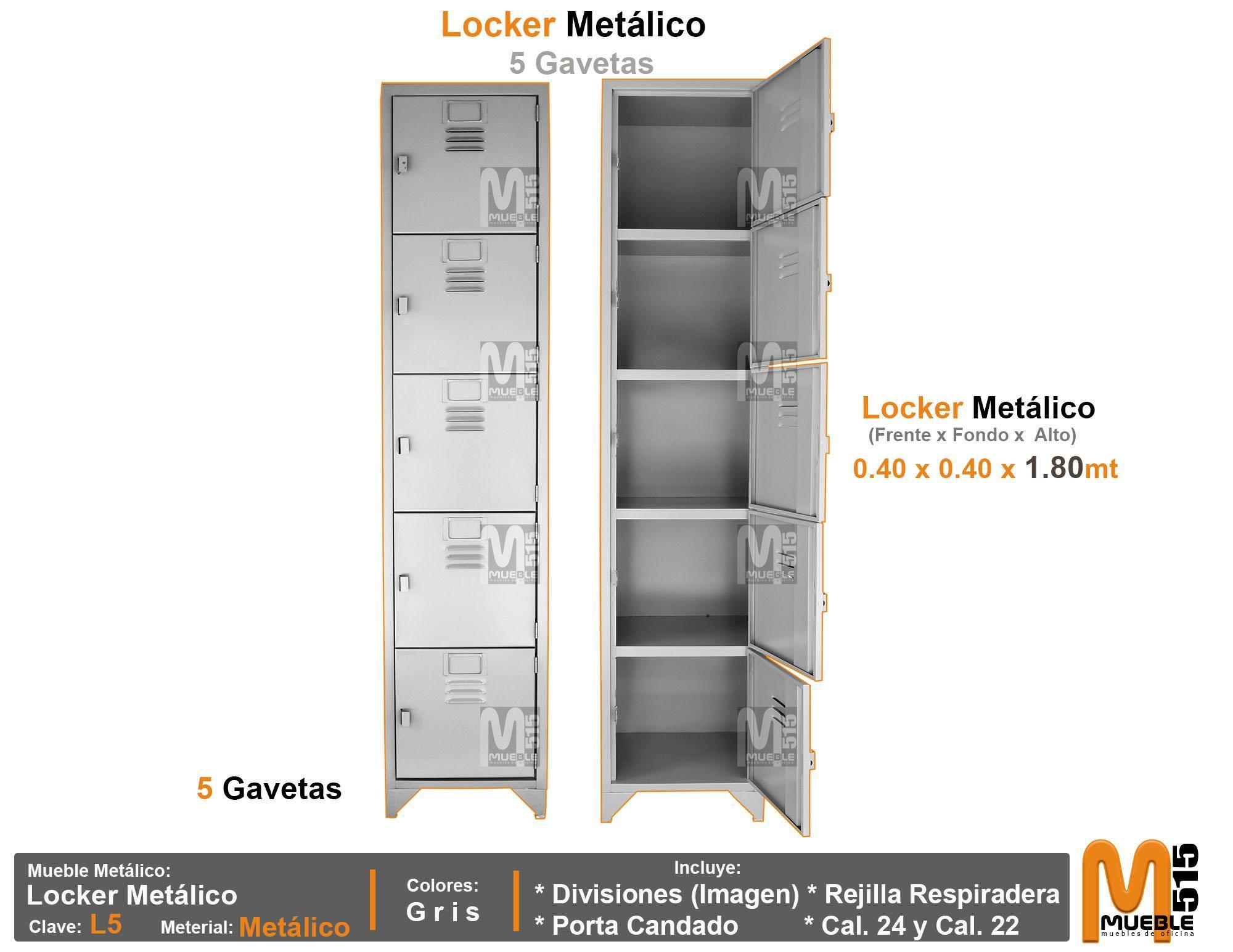 Locker Met Lico Anunciosgratis Mx # Muebles Rangel Guanajuato