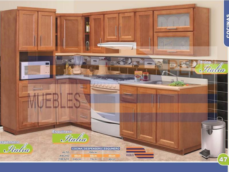 Lockers despenseros cocinas alacenas bases cocina - Alacenas de cocinas ...