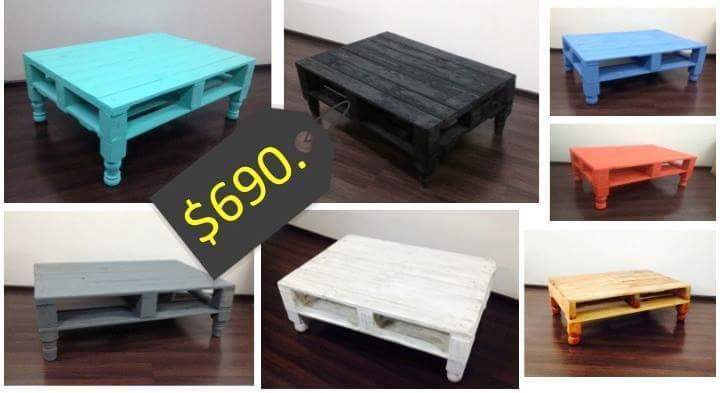 Mesas de tarimas awesome mesa de centro hecha con palets for Mesas hechas con tarimas