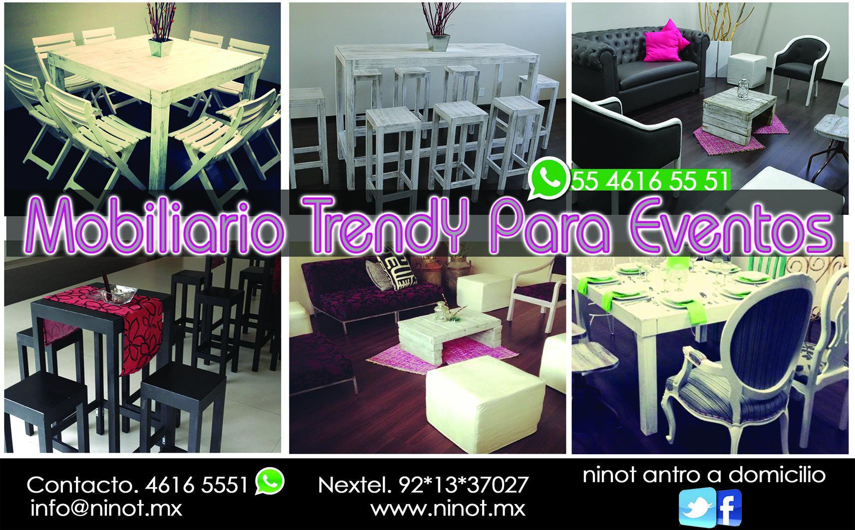 Mobiliario Eventos Renta De Salas Renta De Periqueras Salas  # Muebles Lounge Para Eventos