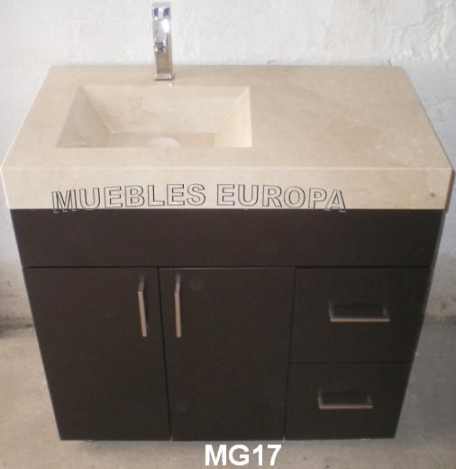 Muebles de bao ban lavabos marmol granito onix volados for Fabrica de marmol y granito