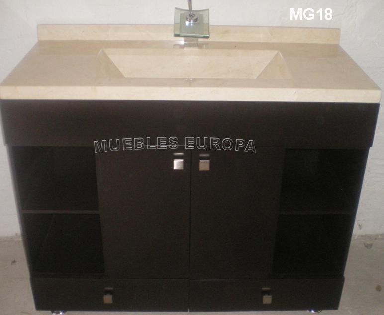 Muebles de bao ban lavabos marmol granito onix volados for Muebles de algarrobo precios