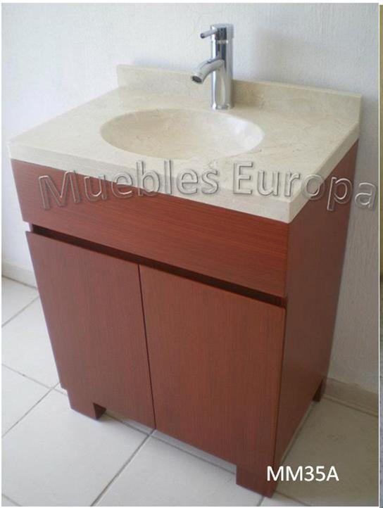 Muebles gabinetes de ba o bao bano lavabos marmol onix for Muebles con lavabo amazon