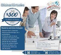 Oficinas Virtuales a partir de $500 mxn. Hermosillo, Sonora