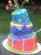 Pasteles deliciosos, accesibles  y con decoraciones personalizadas para todo tipo de eventos!