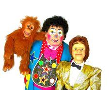 payasos para comedia y fiestas infantiles