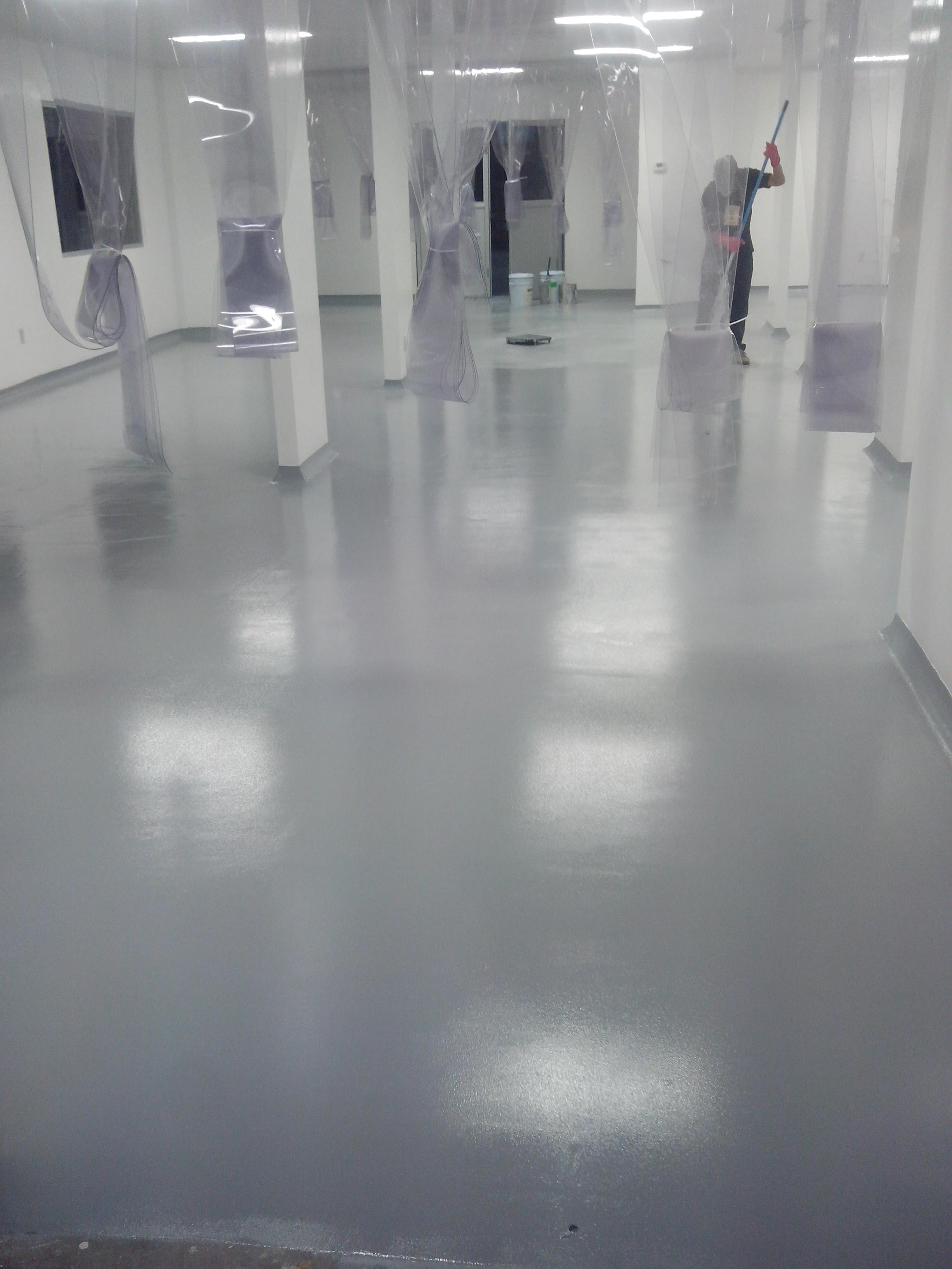 Pintura epoxica para pisos de concreto - Pintura para pisos de cemento ...