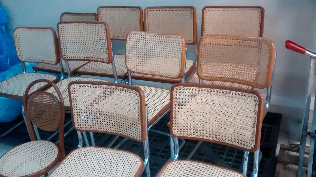 Muebles exterior rattan la imagen se est cargando comedor for Rattan muebles