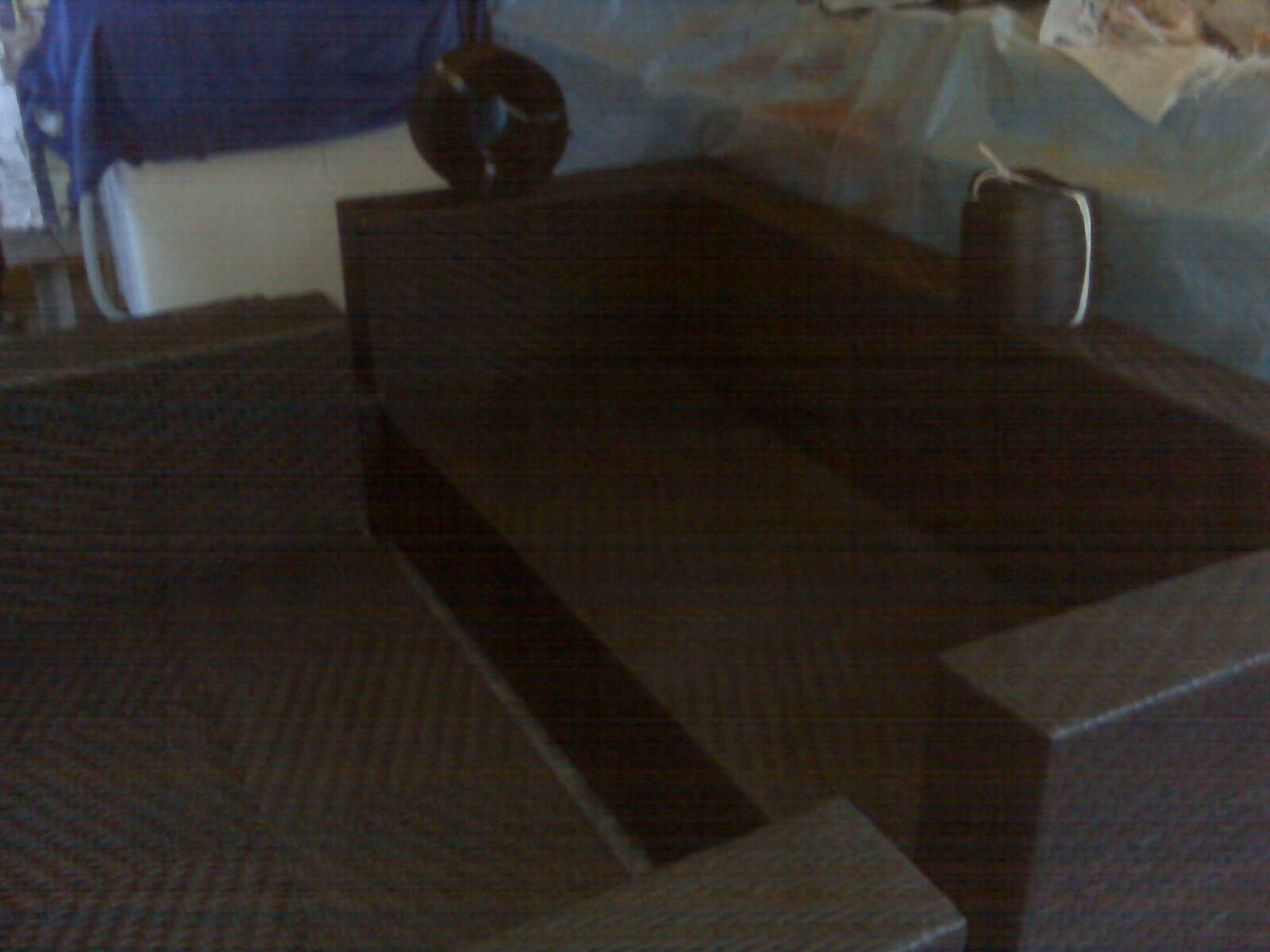 Rattan Sintetico Salas Y Muebles Exterior Bejuco Palma  # Muebles De Bejuco