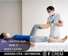 Rehabilitacion respiratoria post covid