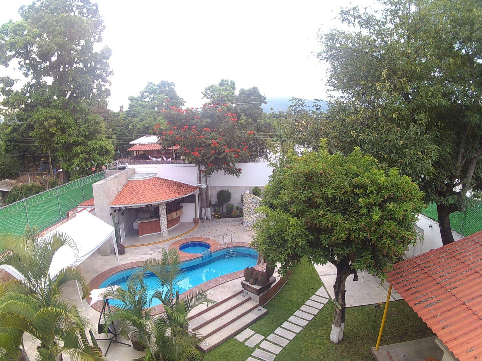 Renta de casa para fiestas for Casa con piscina para alquilar