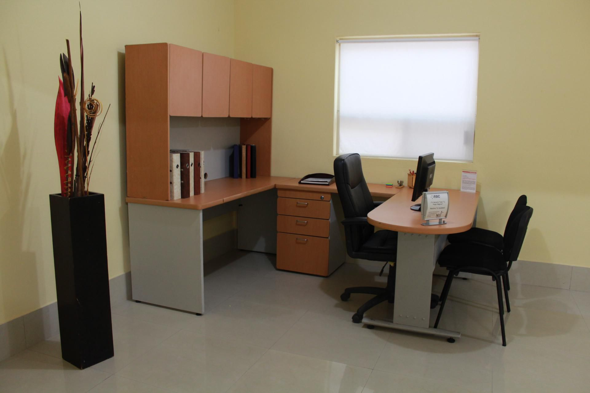 Renta de oficinas modulares estaciones de trabajo for Estacion de trabajo