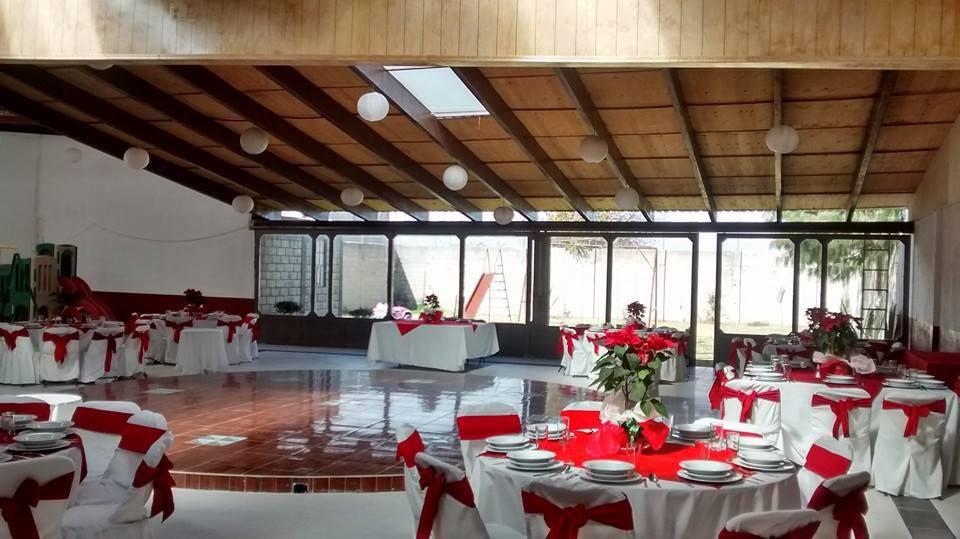 Sal n jard n para eventos en toluca for Salon jardin villa charra toluca