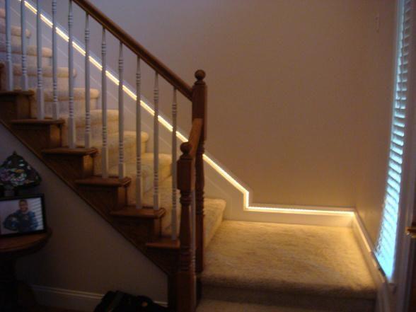 Sistemas de iluminacion led - Sistemas de iluminacion interior ...