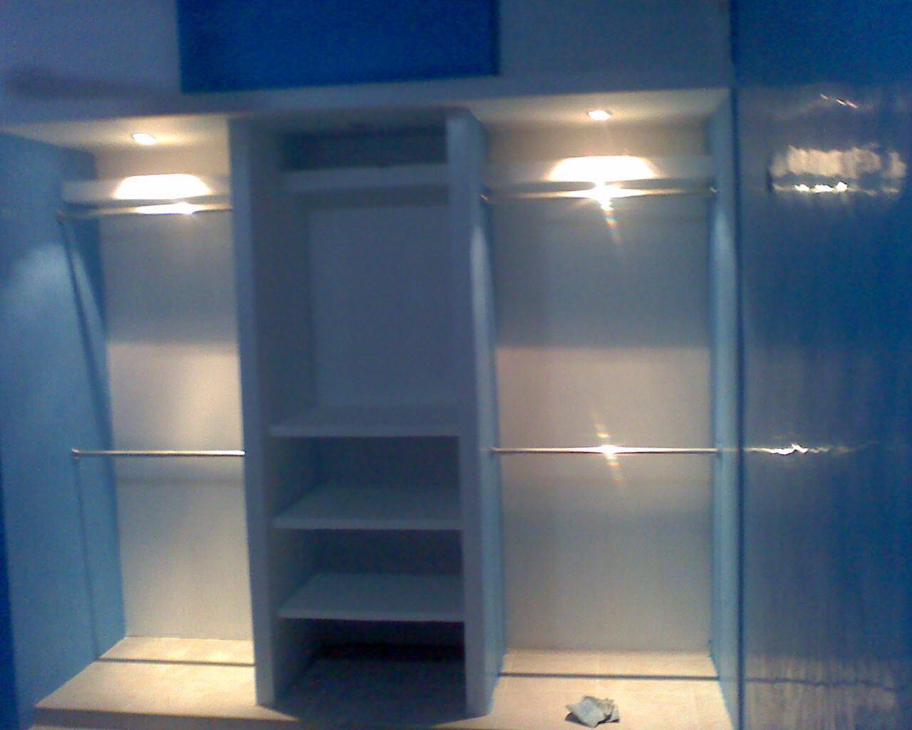 Muebles de tablaroca closet 20170809151508 for Techos de tablaroca modernos