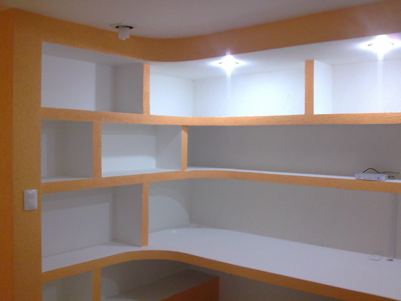 tablaroca closets y detalles