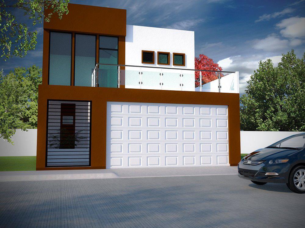 Vendo Casa Grande Con Terreno En El Fracc Moderno