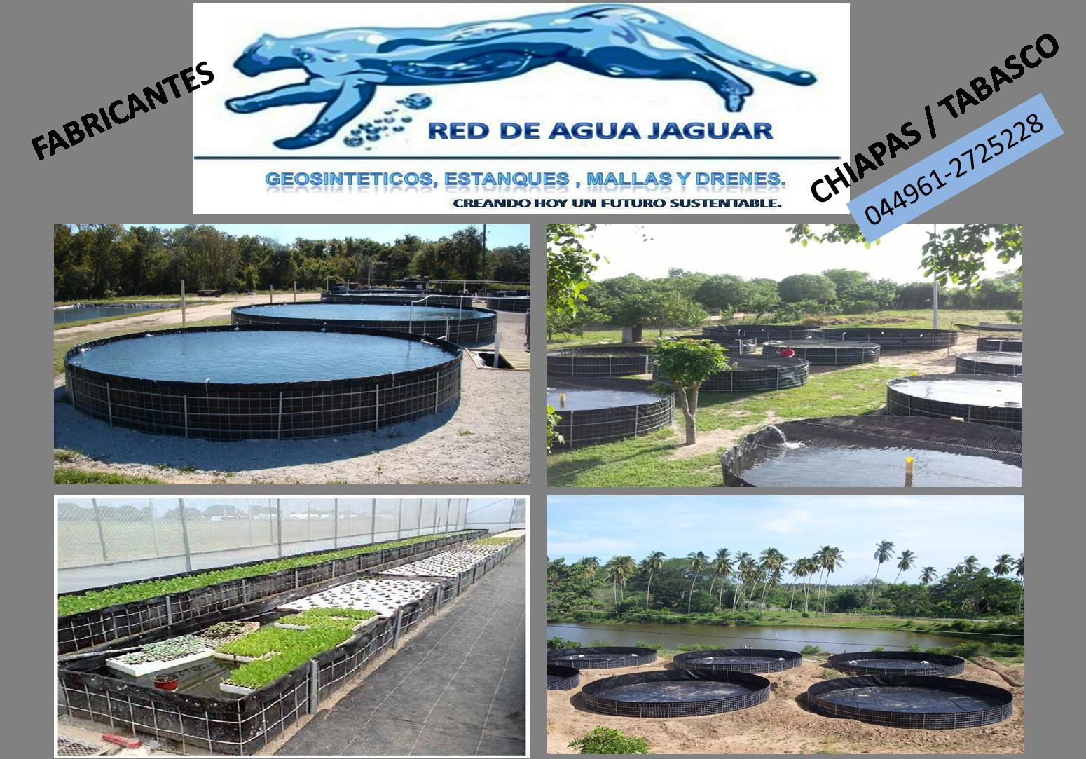 Venta de geomembrana hdpe geotetil estanques circulares for Estanque geomembrana