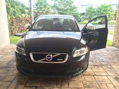 Volvo s40 r design 2011 negro 4 puertas, t5 geartronic,automatico, l5 (5 cilindros), motor dohc 230 hp, 2.5 lts, factura original, 1 dueño, al dia 2016, yucatan