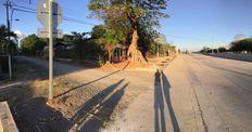 montenegro-de-bagaces-frente-autopista-interamericana-km-182, Carretera Interamericana 1