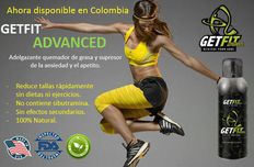 GetFit Advanced Suplemento Dietario