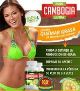 PURE CAMBOGIA ULTRA 1600Mg 60%HCA, ADELGAZANTE 100% NATURAL !