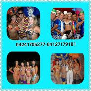 Samba striper tequileros caracas 04241705277