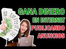 Ganar Dinero Publicando Anuncios Gratis.