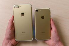Venta Navidad...original iPhone 7 ORO / rosa oro $200 dolares